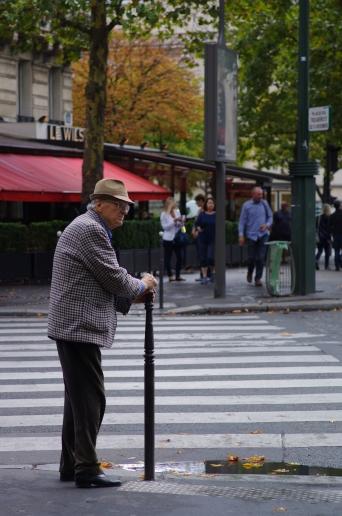 Waiting, Paris